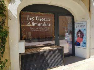 Les Ciseaux d'Amandine