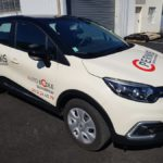 Insignia-Enseigne - Marquage Véhicule pour Auto-Ecole à Montélimar