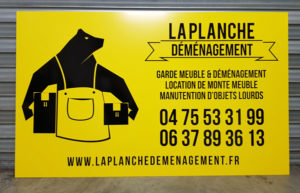 LAPLANCHE DEMENAGEMENT