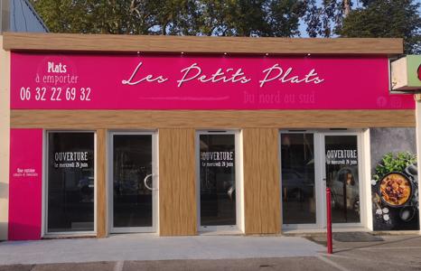 Insignia-Enseigne-habillage-facade-les-petits-plats