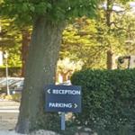 Insignia-Enseigne-panneau-informations-Manoir-Le-Roure
