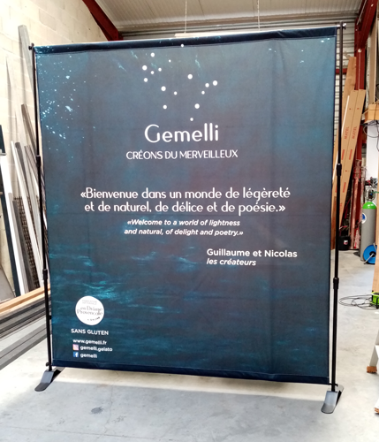 Insignia-Enseigne-photocall-Gemelli
