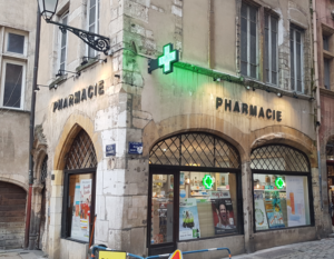PHARMACIE DU CHANGE